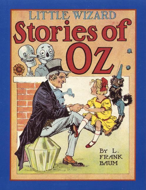 Little Wizard Stories of Oz als Buch
