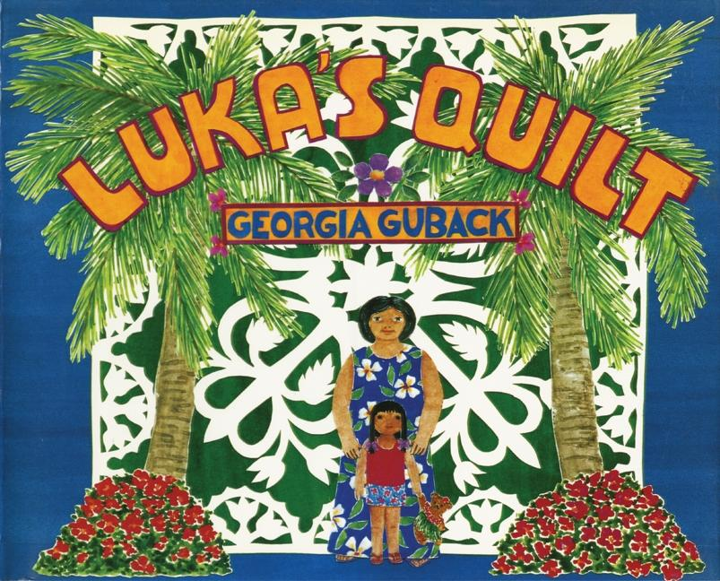 Luka's Quilt als Buch