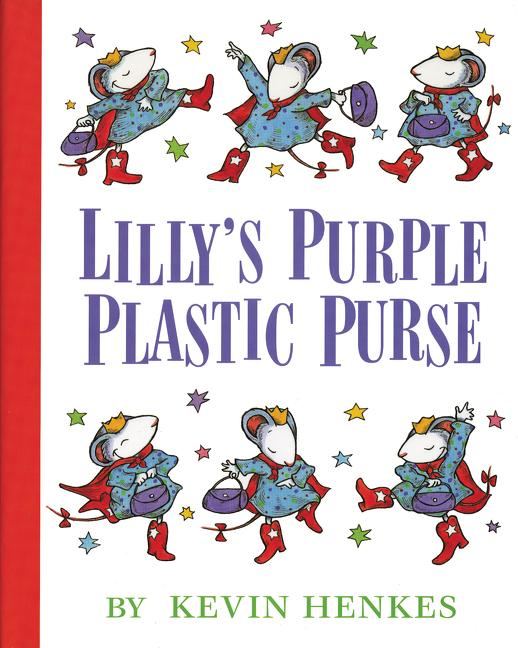 Lilly's Purple Plastic Purse als Buch