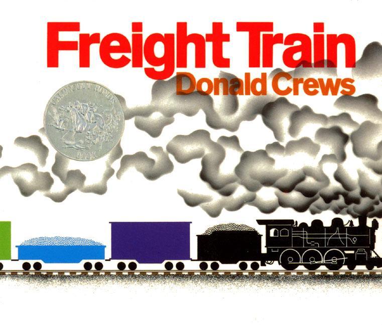 Freight Train Big Book als Taschenbuch