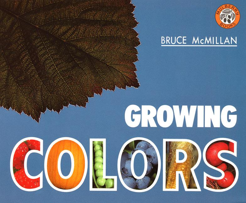 Growing Colors als Taschenbuch