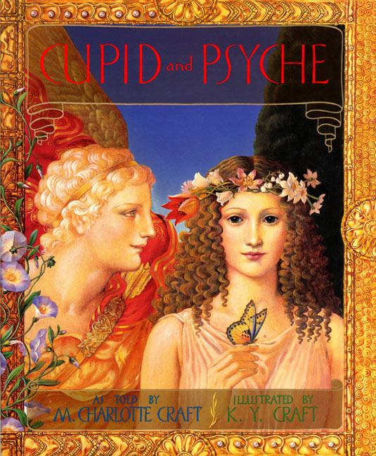 Cupid and Psyche als Buch