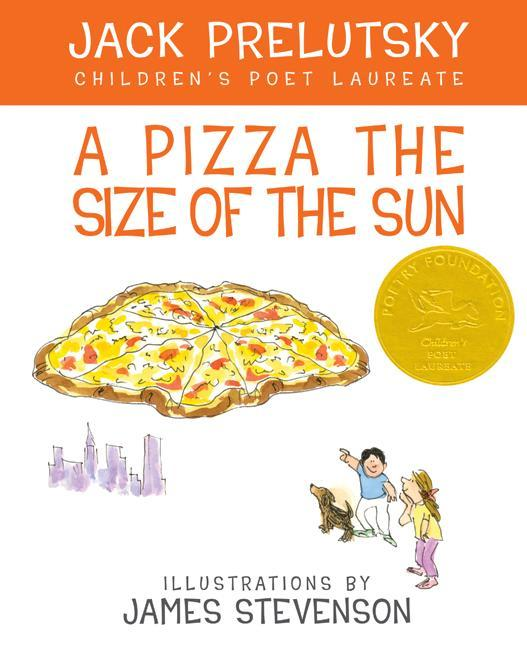 A Pizza the Size of the Sun als Buch