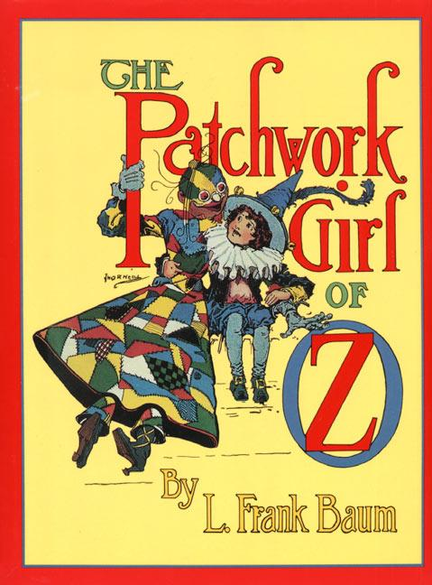 The Patchwork Girl of Oz als Buch