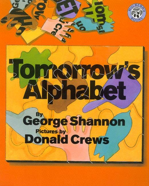 Tomorrow's Alphabet als Buch
