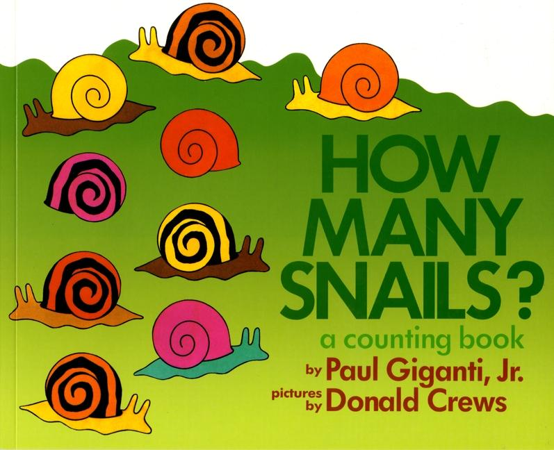 How Many Snails?: A Counting Book als Taschenbuch
