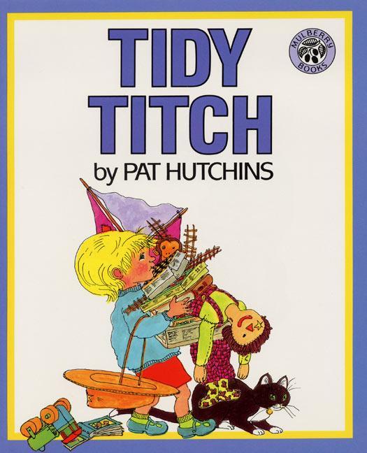 Tidy Titch als Taschenbuch