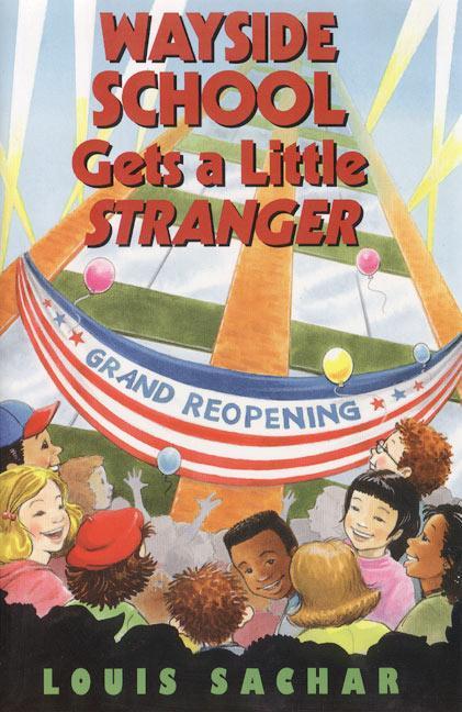 Wayside School Gets a Little Stranger als Buch