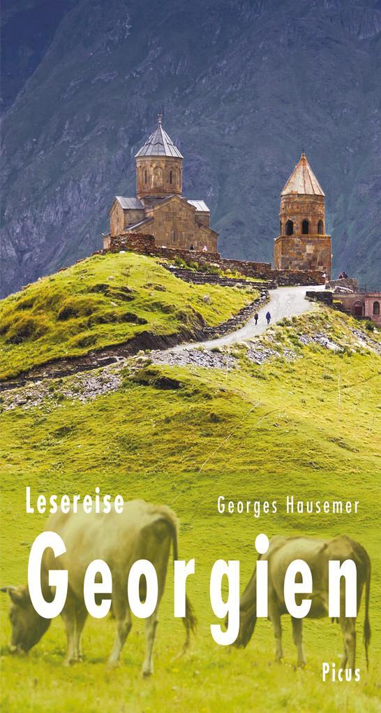 Lesereise Georgien als eBook Download von Georg...
