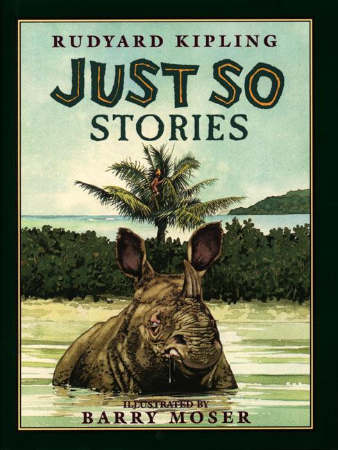 Just So Stories als Buch