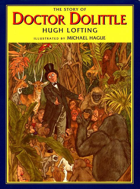 The Story of Doctor Dolittle als Buch
