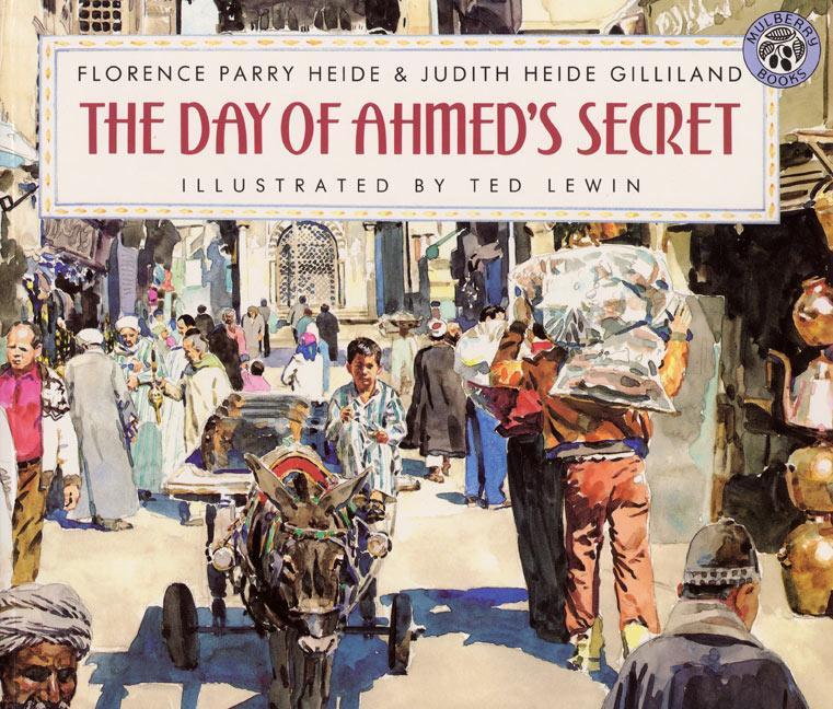 Day of Ahmed's Secret als Taschenbuch