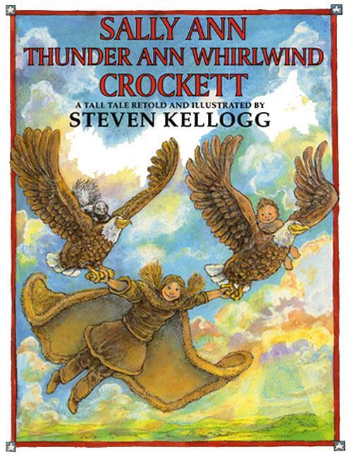 Sally Ann Thunder Ann Whirlwind Crockett als Buch