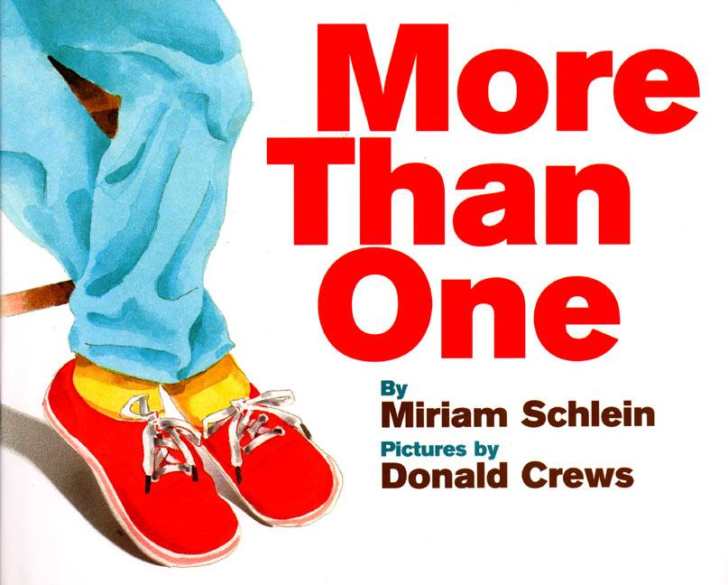 More Than One als Buch