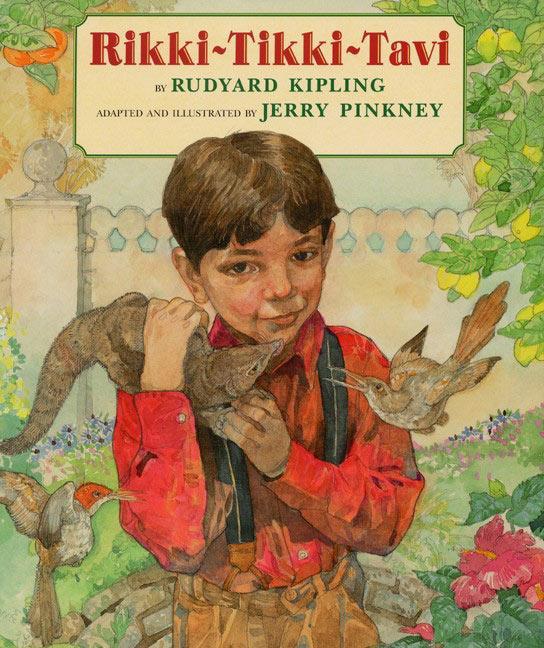 Rikki-Tikki-Tavi als Buch