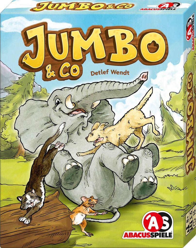 ABACUSSPIELE - Jumbo & Co