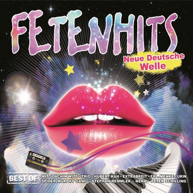 Fetenhits neue deutsche welle best of cd various for Die neue deutsche welle
