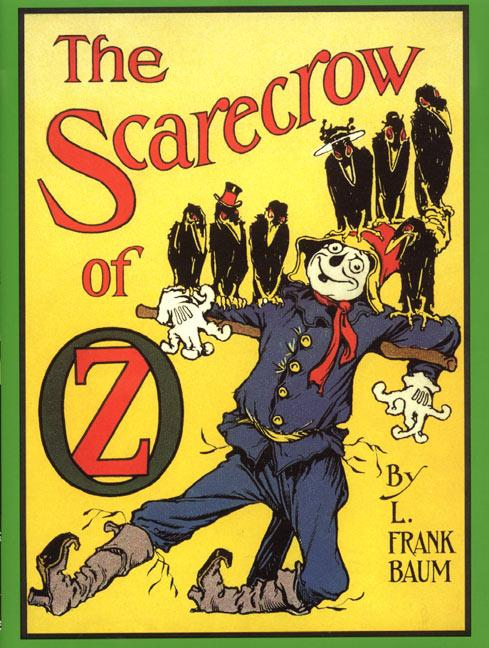 The Scarecrow of Oz als Buch