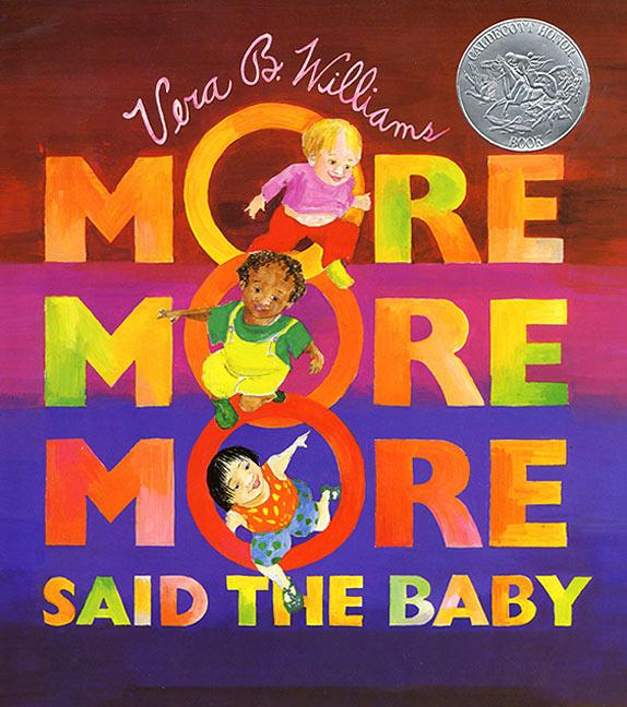 """""""more More More,"""" Said the Baby als Taschenbuch"""