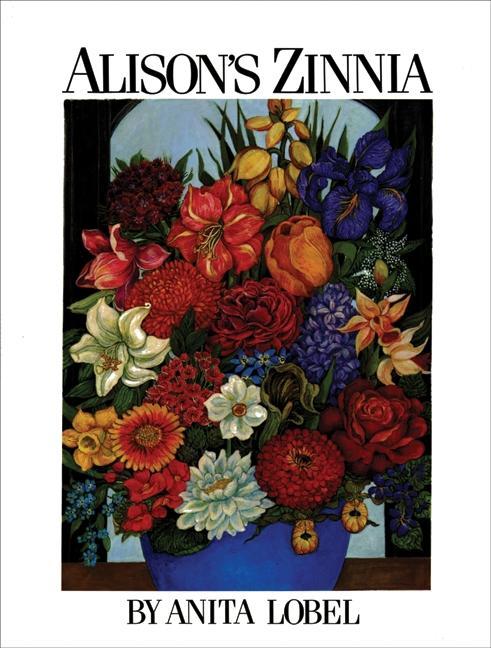 Alison's Zinnia als Taschenbuch
