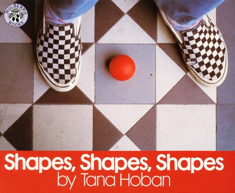 Shapes, Shapes, Shapes als Taschenbuch