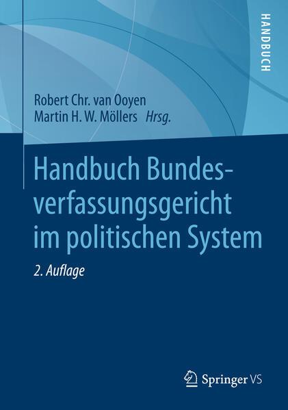 Handbuch Bundesverfassungsgericht im politische...