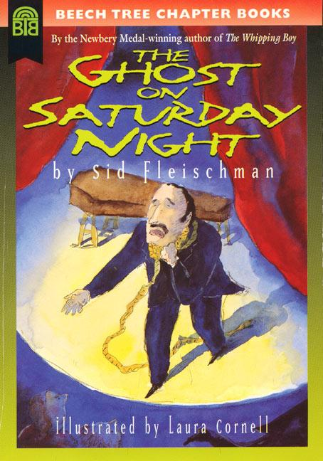 The Ghost on Saturday Night als Taschenbuch