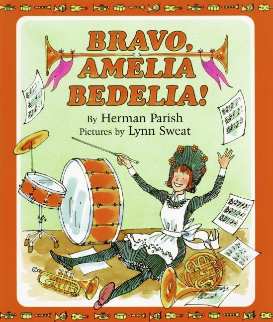 Bravo, Amelia Bedelia! als Buch