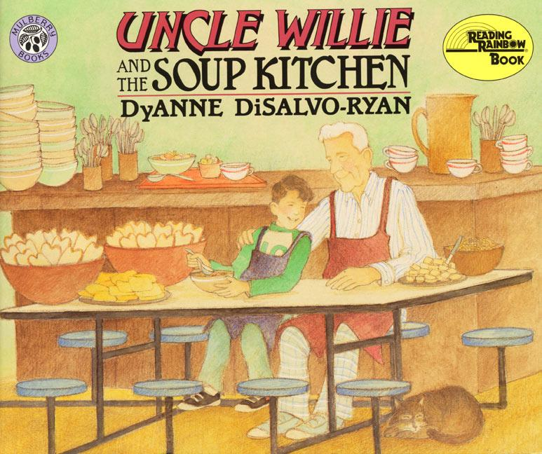 Uncle Wille and the Soup Kitchen als Taschenbuch