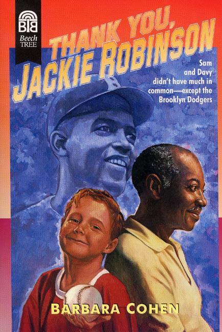 Thank You, Jackie Robinson als Taschenbuch