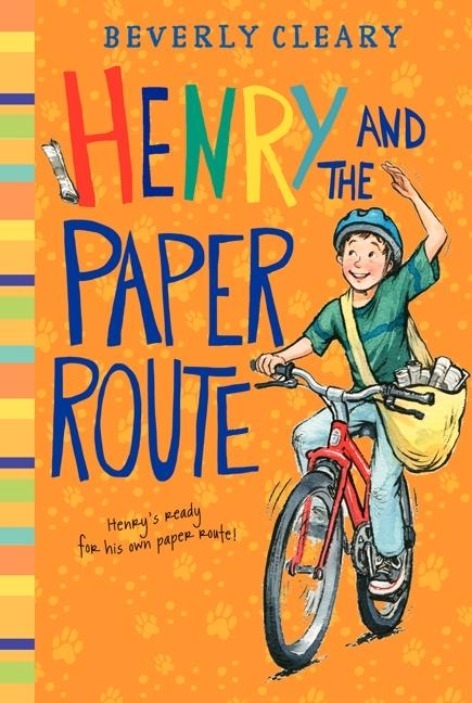 Henry and the Paper Route als Buch