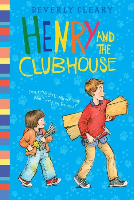 Henry and the Clubhouse als Buch