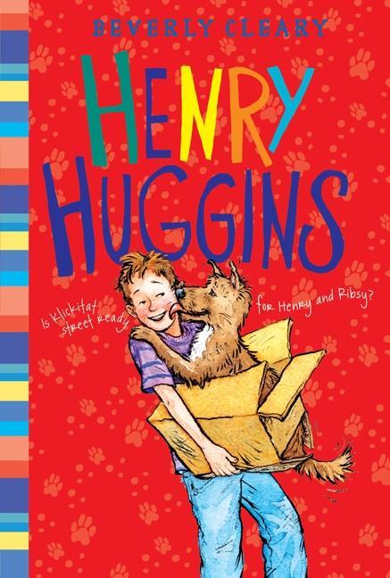 Henry Huggins als Buch