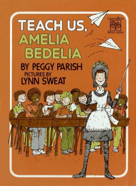 Teach Us, Amelia Bedelia als Buch