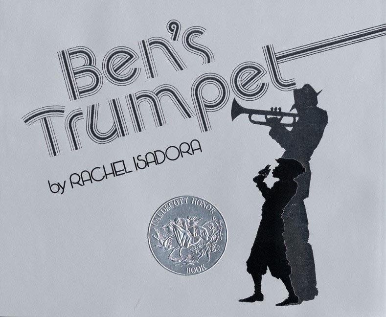 Ben's Trumpet als Buch