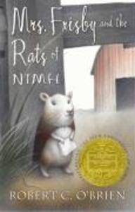 Mrs. Frisby and the Rats of NIMH als Buch