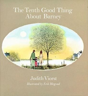 The Tenth Good Thing about Barney als Buch