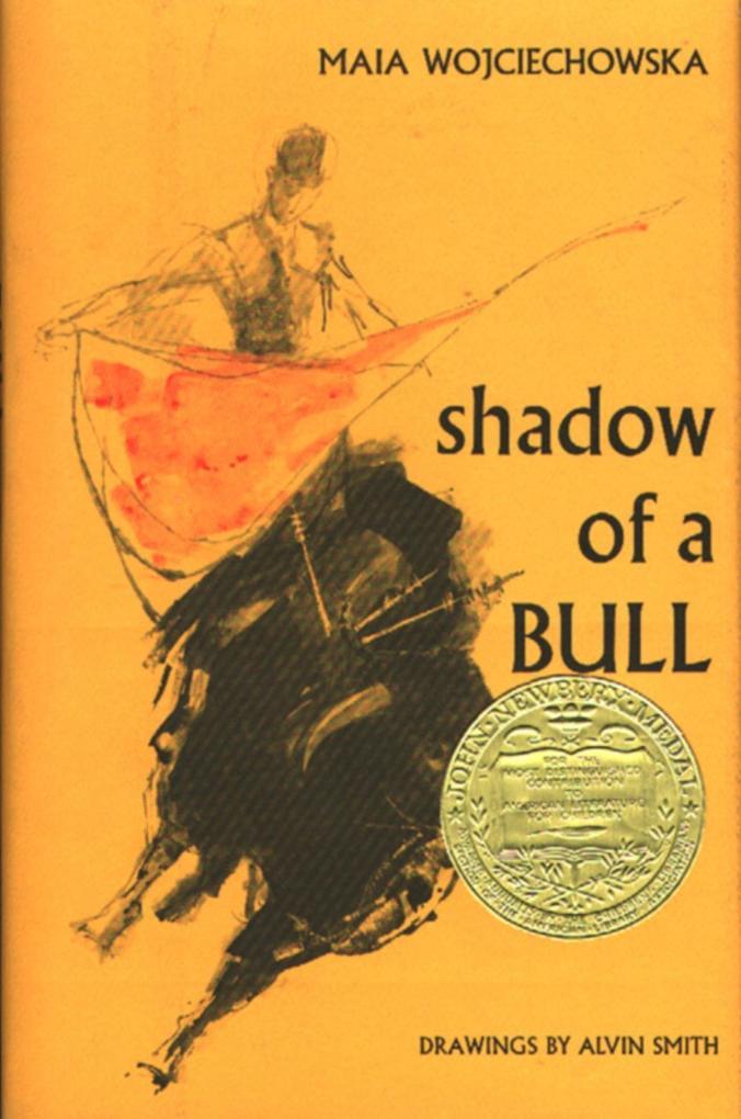 Shadow of a Bull als Buch