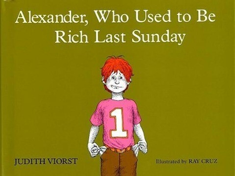 Alexander, Who Used to Be Rich Last Sunday als Buch