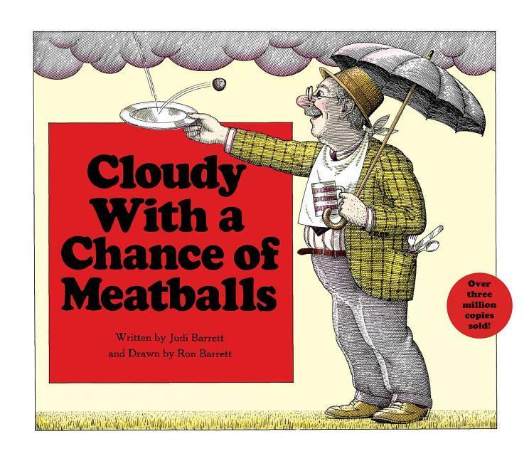 Cloudy with a Chance of Meatballs als Buch