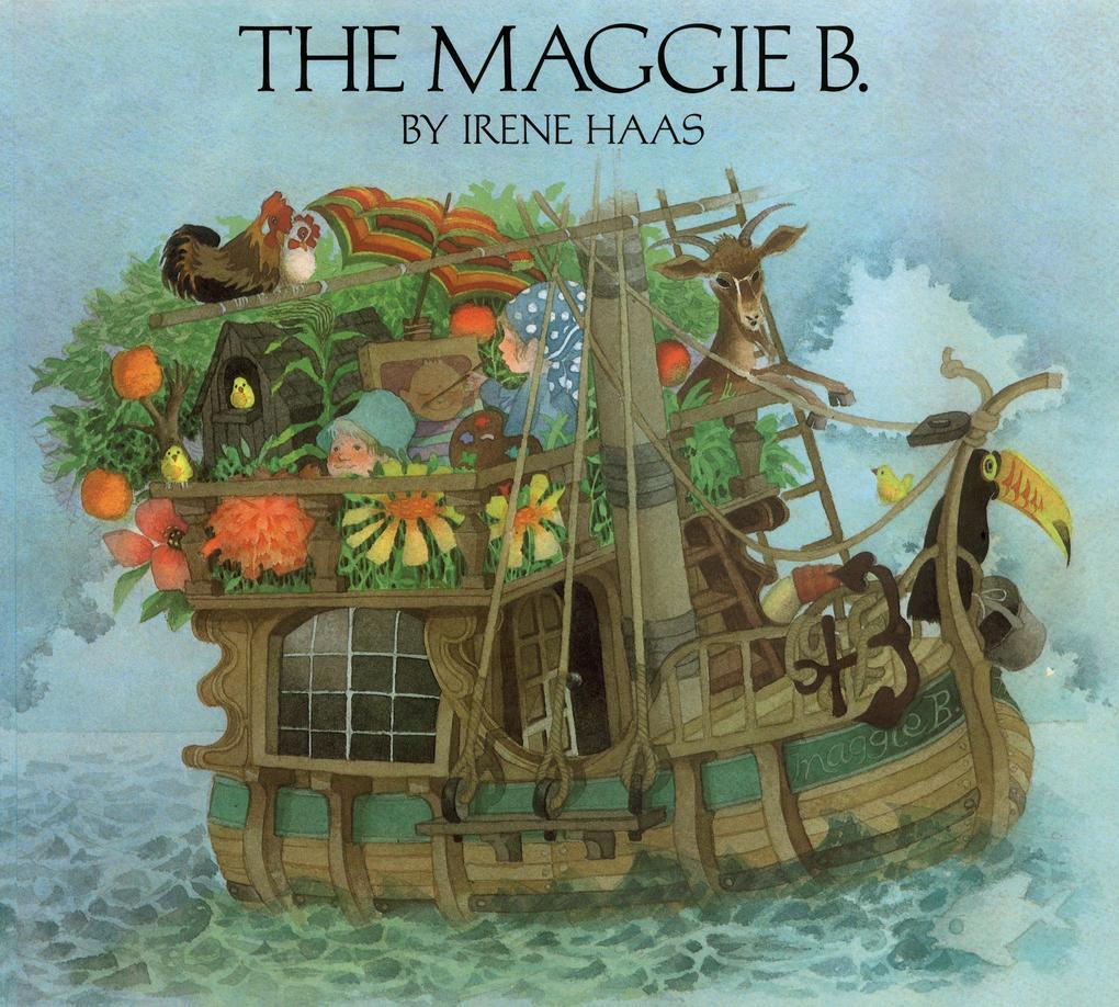 The Maggie B als Buch