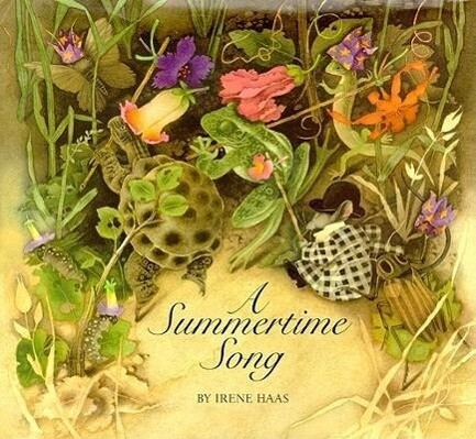 A Summertime Song als Buch