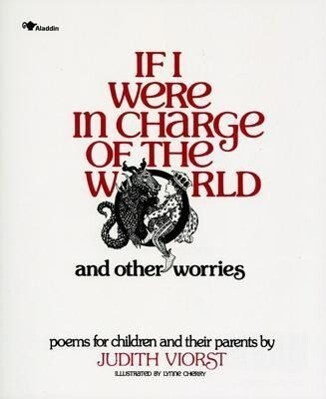 If I Were in Charge of the World and Other Worries: Poems for Children and Their Parents als Taschenbuch