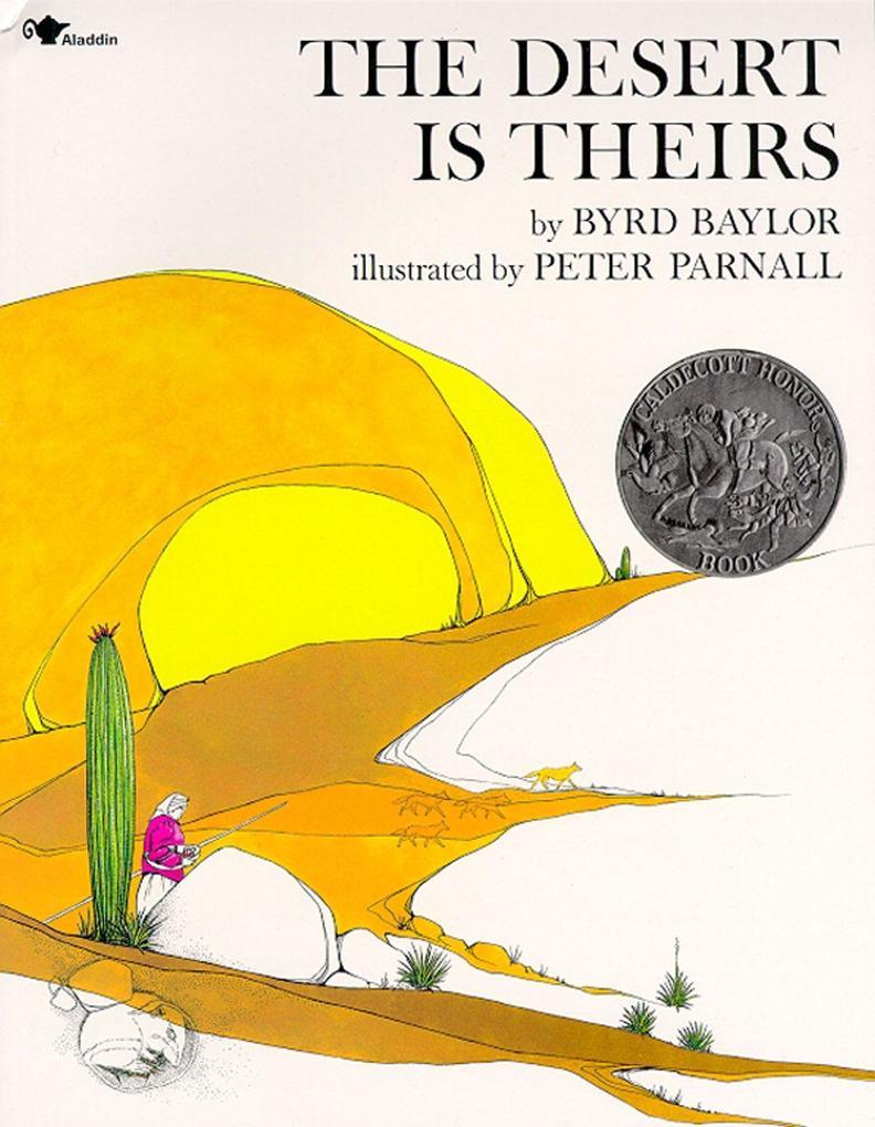 The Desert Is Theirs als Taschenbuch