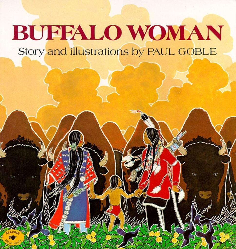 Buffalo Woman als Taschenbuch
