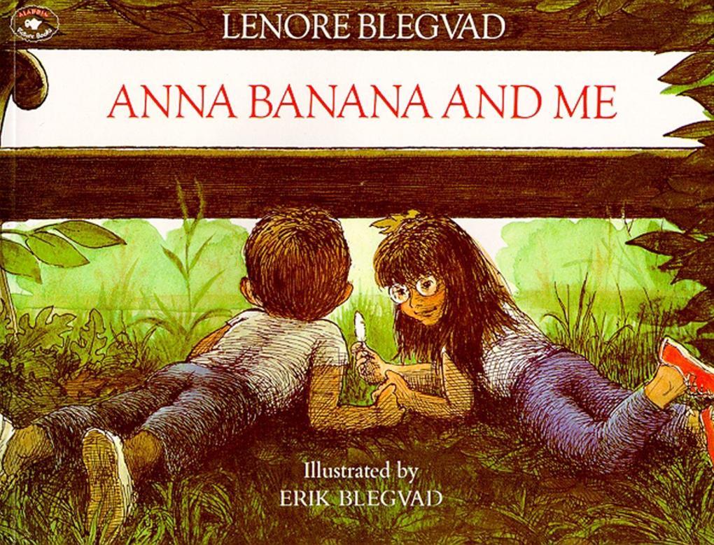 Anna Banana and Me als Taschenbuch
