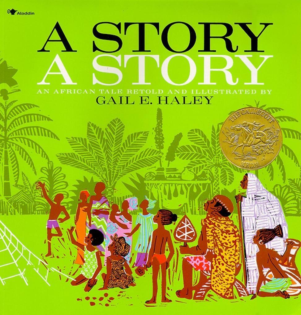 A Story A Story: An African Tale als Taschenbuch