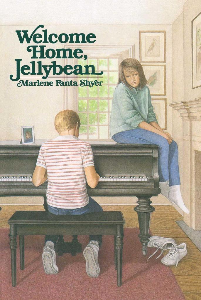 Welcome Home, Jellybean als Taschenbuch