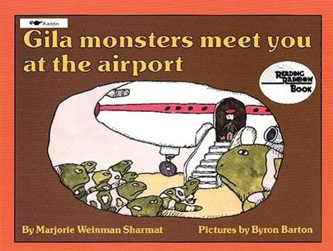 Gila Monsters Meet You at the Airport als Taschenbuch