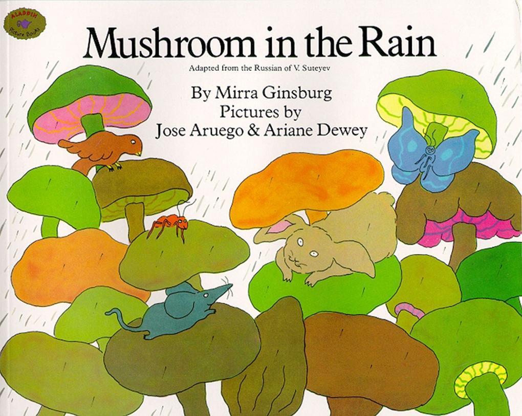 Mushroom in the Rain als Taschenbuch